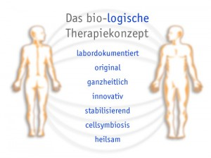 Cellsymbiosystherapie